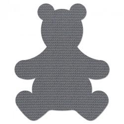 Orso Fustella Sizzix Bigz Die - Teddy Bear 659552