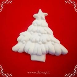 Albero di Natale - Gessetto Tema Natalizio
