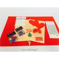 Lotto Creativo - Mix di Prodotti per creare - Handmade