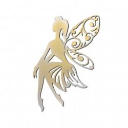 Fustella Fata - Sizzix Thinlits Die - Fanciful Fairy 660095