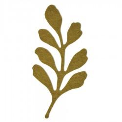 Fustella 661717 - Sizzix Bigz Die - Woodland Foliage Fustella Ramo