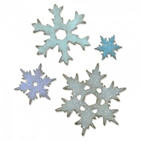 Fustella 660052 Bigz L Fiocchi di Neve