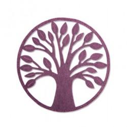 Fustella Albero della Vita - Tree of Life Stafil - Bigz PLUS Sizzix