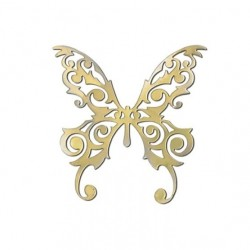 Fustella Farfalla Sizzix Thinlits Die - Magical Butterfly 660097