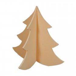 Albero in MDF - 30 cm Albero di Natale da decorare