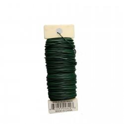 Filo di Ferro per Fiorista - Verde 23,4m x 88mm