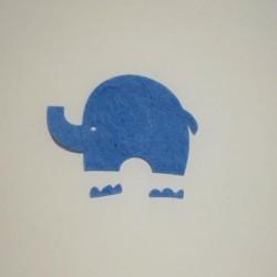 Elefantino Fustellato