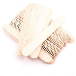 50 x Bastoncini di Legno - Lollipop Sticks 20x2,5mm 21747