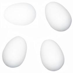 Uovo Piccolo di Polistirolo 3cm - Ovetti