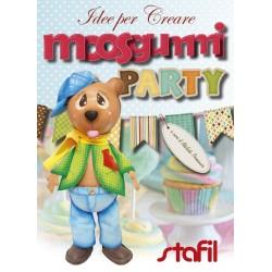 Libro Idee Per Creare - Moosgummi Party - Gomma Crepla