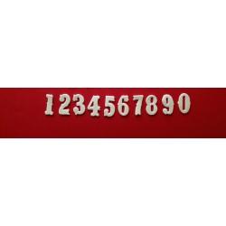 """Numeri """"Vintage"""" - Fustellati"""