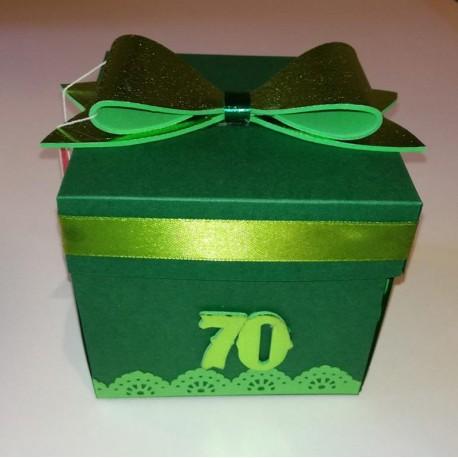 70 Anni - Explosion Box