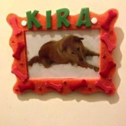 Cornice Dog Personalizzata