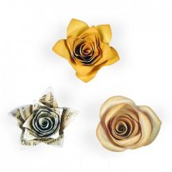 Fiori 3D Fustella Sizzix Bigz Die - Flowers, 3-D 657822