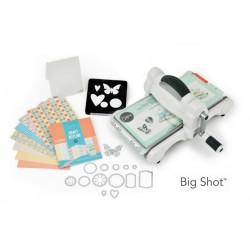 BIG SHOT SIZZIX Standard + Starter Kit - Fustellatrice Manuale
