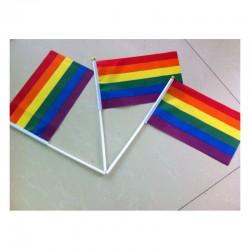 Bandiera Arcobaleno - Rainbow - Bandierina Party