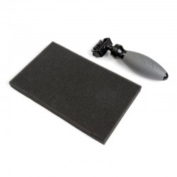 Die Brush & Foam Pad  - Spazzolina + Tappetino - Accessori Sizzix Big Shot 660513