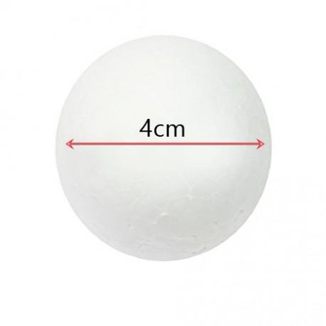 Sfera di Polistirolo 4cm
