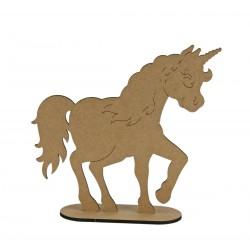Unicorno MDF - 15cm