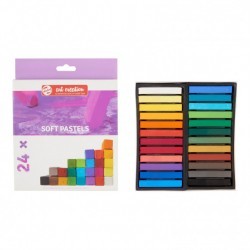 Pastelli Soft - Set 24 - Art Creation