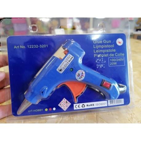 Pistola Stafil per Colla a Caldo Piccola - ø 7,2 mm con interruttore On/Off