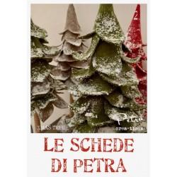 Kit Natalizio XMAS TREE - Kit Albero di Natale (Le Schede di Petra)