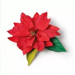 Fustella Stella di Natale Elegante - Sizzix • Thinlits Die Set 5PK Elegant Poinsettia 664817