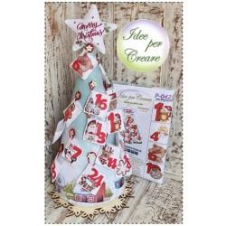 Pannello Calendario Dell'Avvento Idee per Creare - Kit Cucito Creativo Natale