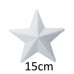 Stella di Polistirolo - Stella Angolare 15cm