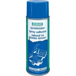 Colla Spray Riposizionabile - NON Permanente 400ml STANGER