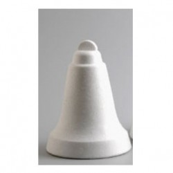 Campana di Polistirolo - Campana alta 16cm