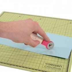 Taglierino rotante con 3 lame incluse Ø28mm