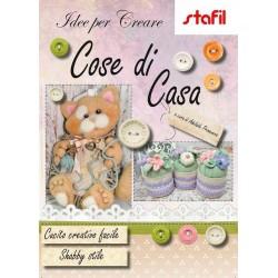 Libro Idee Per Creare - Cose di Casa - Creazioni Cucito Creativo Facili