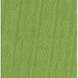 Tubolare Treccia Verde Chiaro - 30cm x 8cm