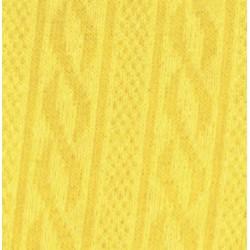 Tubolare Treccia Giallo - 30cm x 8cm