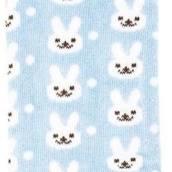 Tubolare Conigli Azzurro e Bianco - 30cm x 8cm - Pasqua
