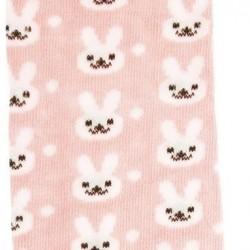 Tubolare Conigli Rosa e Bianco - 30cm x 8cm - Pasqua