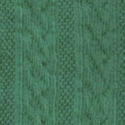 Tubolare Treccia Verde Scuro - 30cmx5cm