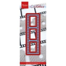 Fustella Pellicola Marianne Design Creatables FILMSTRIP LR0604