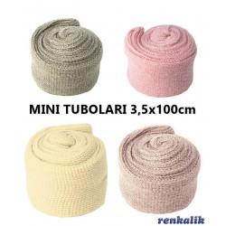 Mini Tubolari (Renkalik) 3,5x100cm - Vari Colori