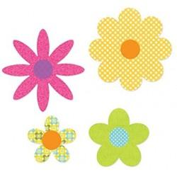 Fustella Fiori Sizzix • Bigz Flower Layers 660114