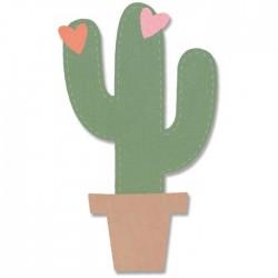 Fustella Cactus Sizzix • Bigz die Cactus 663238