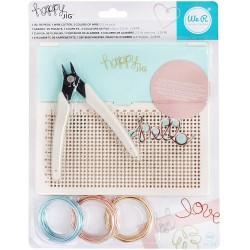 Happy Jig Wire & Peg kit - We R Memory Keepers • Big Happy Jig 660250