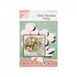 Fustella Peonia Joy!Crafts Noor Peony 6002-1514