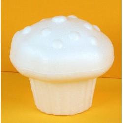 Muffin di Polistirolo - Dolcetto di Polistirolo 8x10cm
