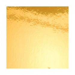 Cartoncino Specchio Metallico Oro - 5 pezzi formato A5 250g