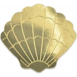 Fustella Conchiglia - Sizzix • Bigz die Seashell 3 665195