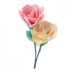 Fustella Fiori Selvatici - Sizzix • Bigz die 3D Wildflowers 665192