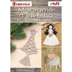 Libro Macramé d'inverno - Crea con Francesca