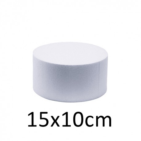 Base per Torta Polistirolo - 10x15cm